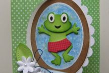 Marianne design frog