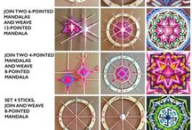 Mandalas and Symbols