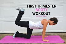 excercise pregnat first trim