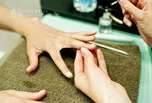 Nails@avissasalon / Collection of beautiful manicure, shellac and pedicure work done at Avissa Salon Spa