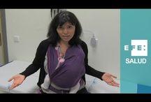 Portabebés ergonómicos / Información sobre porteo y portabebés ergonómicos. Porteo seguro, crianza en brazos.