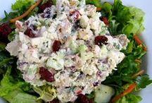 Salades Saines De Poulet