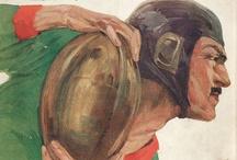 Rugby / by V Vincent