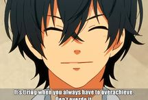 Anime Quotes! - Words to Live by