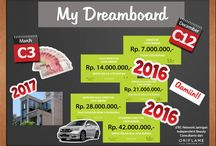 Dreamboard / All about my dream