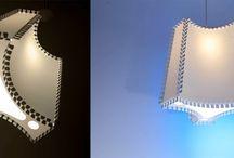 Lampa TRIO / Lampa wisząca wykonana z elastycznego tworzywa sztucznego. Projektant: Michał Kowalski, do kupienia na www.nowymodel.org