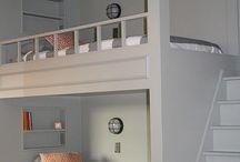 Decoration / Lits superposés