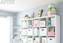 Craft Room Organization: Ideas & Inspiration