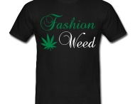 tee shirt Fashion Weed -Fashion Week