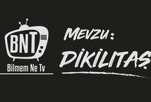 Komedi ve Eğlence Kanalı / Bilmem Ne Tv  Rahatsız Kişilerden Oluşan Kadrosu İle ManasızKonularınEle Alındığı Bilmem Ne Tv Artık Youtube'da !!!