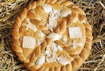 Serbian traditions / Serbian Christmas bread