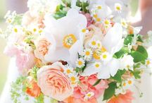 Flowers / Some ideas for wedding flowers for each season and quirky wedding favours for your guests