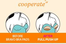 "Shop our BRAVO Combo's! Buy ANY 3 and get FREE SHIPPING! / We recommend the following ""Buy 3 & Save"" bra pad styles. They each have different types of padding. This collection will prepare you for any shape of bra or swimsuit. Bravo is now offering FREE shipping when you buy three or more!! Check it out!! https://www.brapads.com/  https://www.brapads.com/buy-three-and-save/ http://bravobrapads.com/"