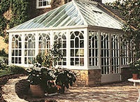 Conservatories / Because I've always, always wanted one