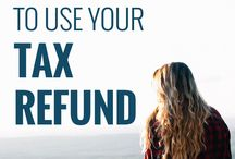 Tax Season / Tips and deduction for your tax. Also some tips on what to do with your tax refund