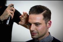 Men Haircut DIY