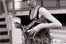 """Fashion passes style remains"" Coco Chanel / by Burcu Saygı"