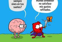 cerebro  vs corazon ❤