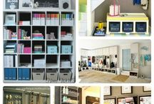 Organization ideas por the home