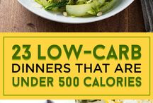 low carb under 500 cal