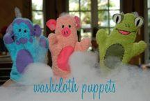 Fun Crafty Stuff! / by April Clark Jandrin
