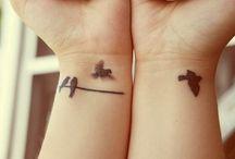 Tattoos / by Mariel Ta