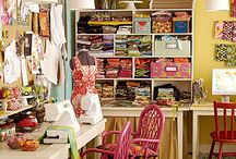 Craft Rooms!