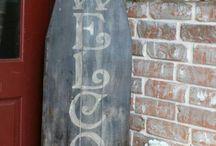 barn board' / by Kate Jessup