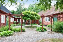 Torpträdgård