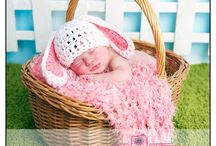 Easter / A selection of photos taken during Easter or at my Easter Mini Sessions. Rhian Pieniazek Photography.