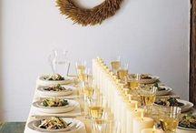 table arrangement  / by Lisa Morris