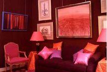 David Hicks / by brettVdesign - interior designer + blogger