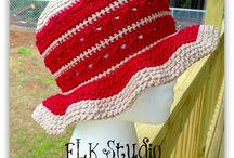 Crochet (Crochet for Cancer - Hooked on Faith Chapter, La) / by Amber Mott