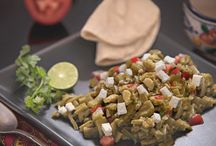 Our Salads recipes / The fresh and colorful Mexican Salads.