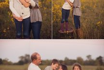 Family Photography Inspiration / by Alyssa Elliott