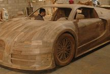 Replica Car / Replica Car Bugatti Veyron with the size as original car, length  4.46m, width 2.00m, height 1.20m