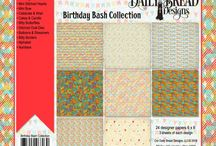 ODBD Birthday Bash Paper Collection