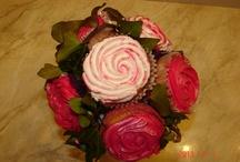 My cupcake bouqet