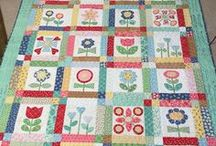 Bloom patchwork sew