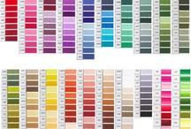 χρωματολογιο DMC