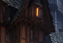 Gothic/haunting