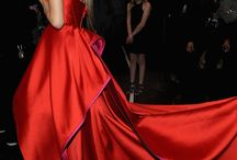 Runway & Red Carpet / the most extraordinary looks in fashion on the runway & the red carpet.