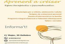 Centres terapèutics a #Deltebre