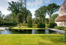 Tuinen / Een tuin waar je graag in vertoeft en met plezier mensen ontvangt. Daar zorgt Villabouw Sels voor.