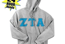 Zeta Tau Alpha / Something Greek specializes in sorority clothing for Zeta Tau Alpha. We have Zeta Tau Alpha recruitment shirts, bid day sweatshirts, ZTA letter key chains, picture frames, screenprinting ideas, custom greek apparel for Zeta Tau Alpha, and much more!  http://somethinggreek.com/shop/zeta-tau-alpha.asp / by Something Greek