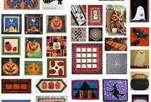 Quilting - Fall/Halloween