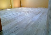 Wood Flooring In A Private Residence / Client: Private Residence In North London. Brief: To supply & install wood flooring.