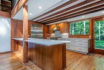 Mid-Century Modern Kitchen Designs