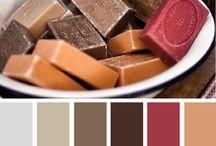 Associations des couleurs