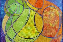 MARIA ELKINS / ART QUILTS / by Rosemary Ramsey